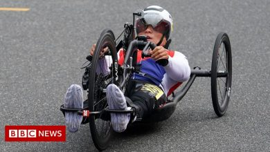 Photo of Paralympics: How hand-cycling saved my life