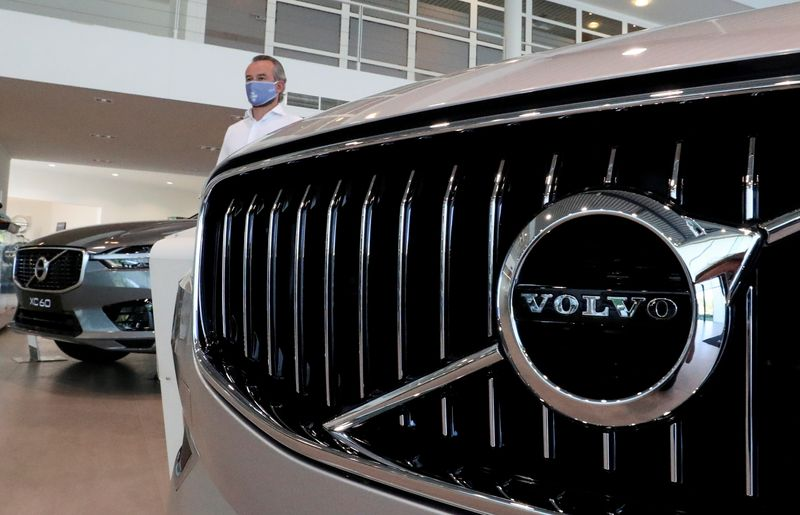 geely's-volvo-cars-warns-on-sales-as-supply-woes-dent-output