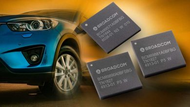 Photo of Chipmaker Broadcom Easily Tops Quarterly Targets, Sees Momentum Continuing