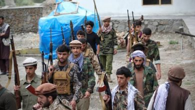 Photo of Taliban, opposition fight for Afghan holdout province, top U.S. general warns of civil war