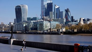 Photo of London takes aim at New York with five-year financial plan