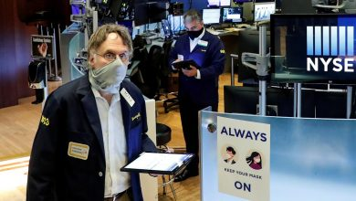 Photo of Stock market news live updates: Wall Street struggles, eyes 5-day losing streak as inflation data shows big jump