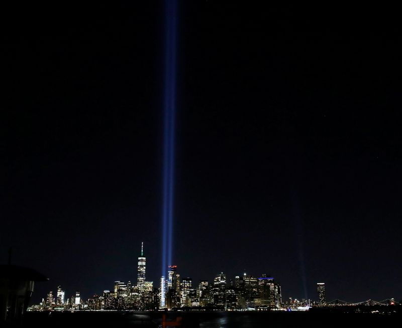 'like-an-eternal-flame':-americans-honor-the-fallen-on-20th-anniversary-of-sept.-11