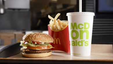 Photo of Plant-based meat creeps its way into McDonald, fast food — becoming a $14B opportunity