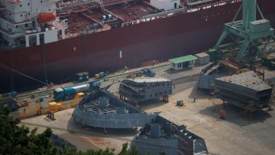 Photo of Hyundai Heavy Industries shares jump above IPO price on debut