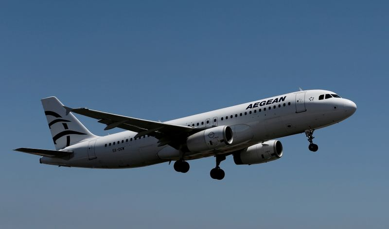 aegean-airlines-shrinks-loss-in-second-quarter,-sales-jump