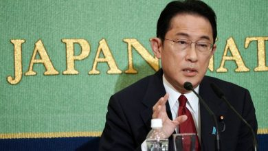 Photo of Japan's PM contender Kishida says won't raise sales tax for a decade