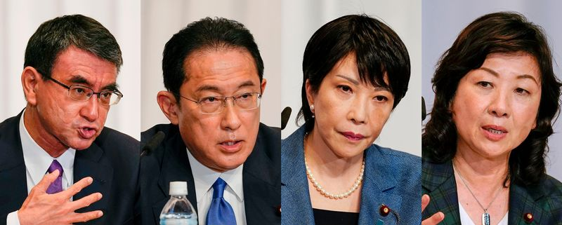 japan-pm-candidates-differ-on-same-sex,-women-rights-issues