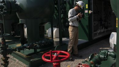 Photo of Natural-Gas Prices Surge, and Winter Is Still Months Away