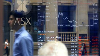 Photo of Australia stocks lower at close of trade; S&P/ASX 200 down 2.10%