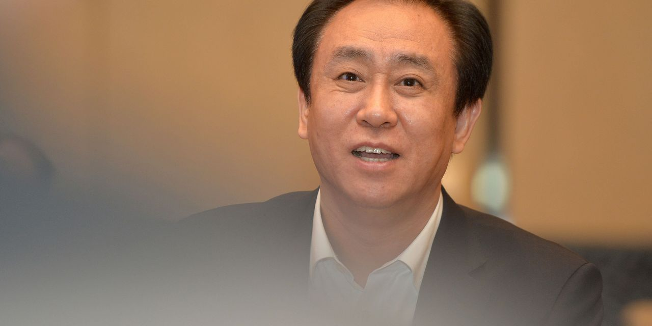 'dead-duck's-mouth'-—-ceo-of-china-evergrande's-leaked-letter-to-employees-gets-panned-on-social-media