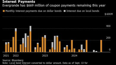 Photo of Evergrande Misses Loan Payments to Banks as Bond Deadlines Loom