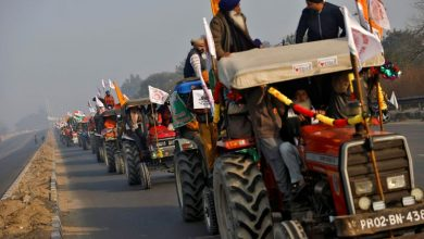 Photo of Indian farmers aim for nationwide protests against reforms on Monday