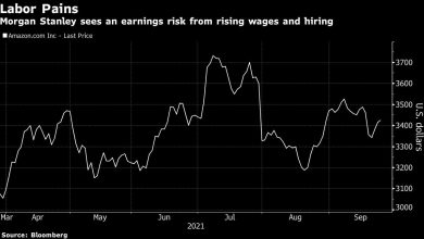 Photo of Amazon Target Cut at Morgan Stanley on Impact From Rising Wages