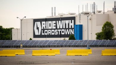 Photo of Lordstown Nears Deal to Sell Ohio Plant to Taiwan's Foxconn