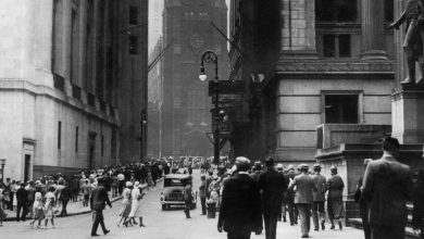 Photo of This veteran analyst hears echoes of the 1929 crash in today's stock market