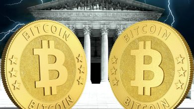 Photo of Bitcoin rallies above $55,000 for first time in five months