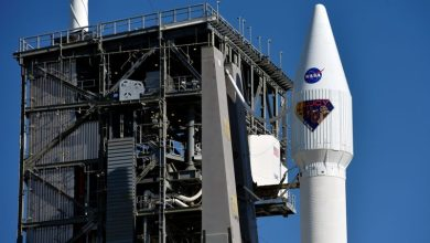 Photo of NASA launches first space probe to study Jupiter's Trojan asteroids