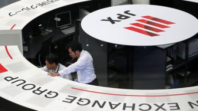 Photo of Japan stocks higher at close of trade; Nikkei 225 up 1.81%