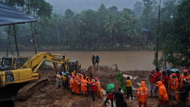 Photo of More than 20 dead after floods in south India