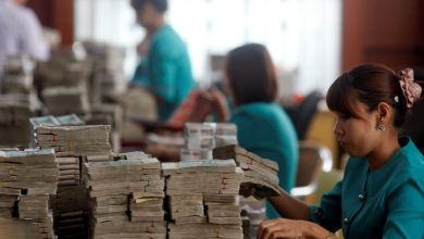 Photo of Exclusive: Myanmar, with $6 billion in foreign reserves, is doing utmost to stabilise currency -minister