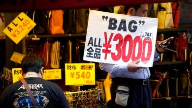 Photo of Japan's consumer inflation turns positive as energy costs rise