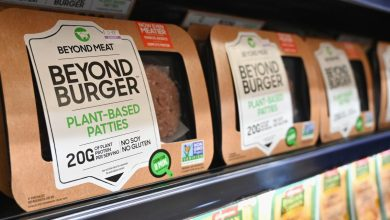 Photo of Beyond Meat Stock Plunges as Revenue Forecast Is Cut